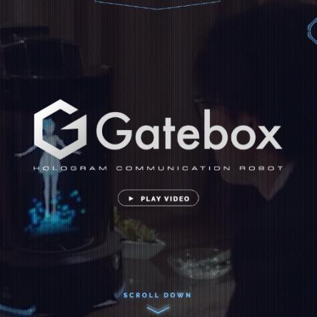 オタクの夢!二次元キャラと生活できる「Gatebox」が製品化に向けて資金調達を実施